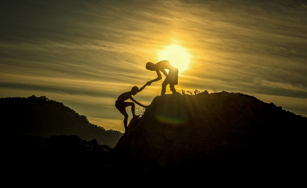 Helping each other reach our fullest potential